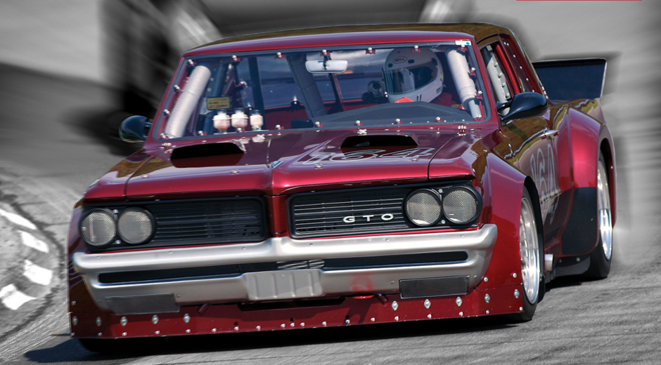 The official website of 1964 PONTIAC GTO Road Race Car ...